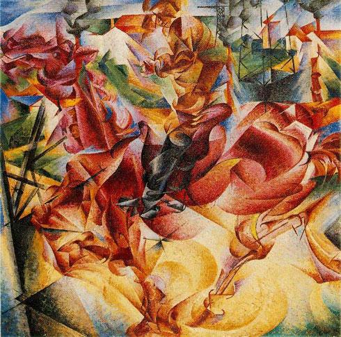 Futurism art movement essay help